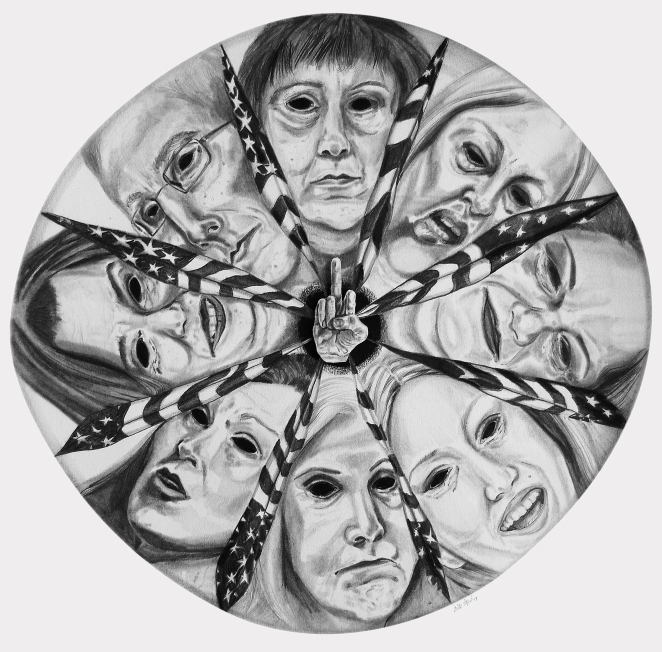 JARESKO, LA CORONELA Y LAS OTRAS COSTILLAS (2017)